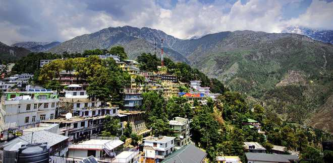 Illegal constructions go on in McLeodganj heritage zone