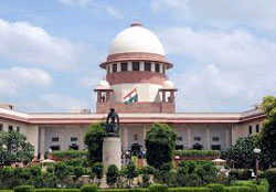 If quota sought, can't reverse it: SC