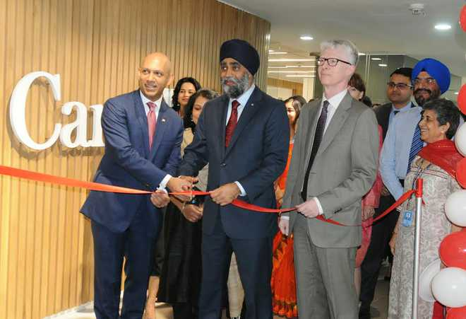 Nations don''t build relationship, people do: Sajjan
