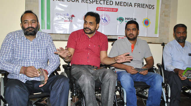 Conference on spinal cord injury tomorrow