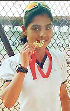 Out of the blue, Chamba's  Seema resets 3000m record