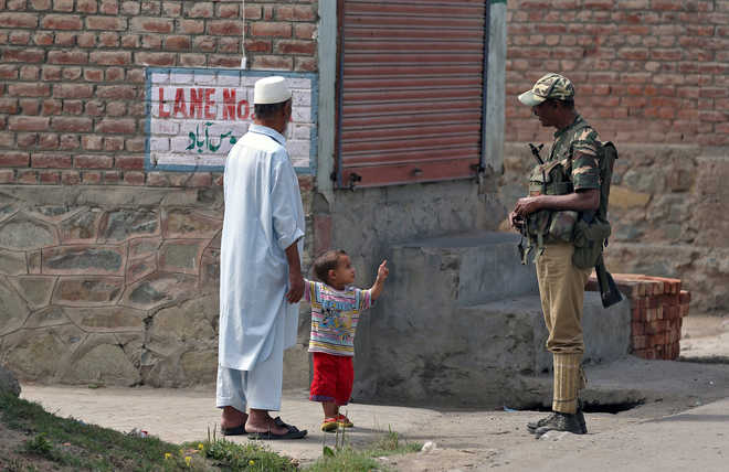 Those who belong to Kashmir