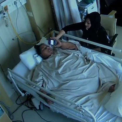 After 328 kg weight loss, Eman Ahmed discharged from hospital
