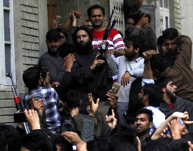 Unease among separatists over new militancy