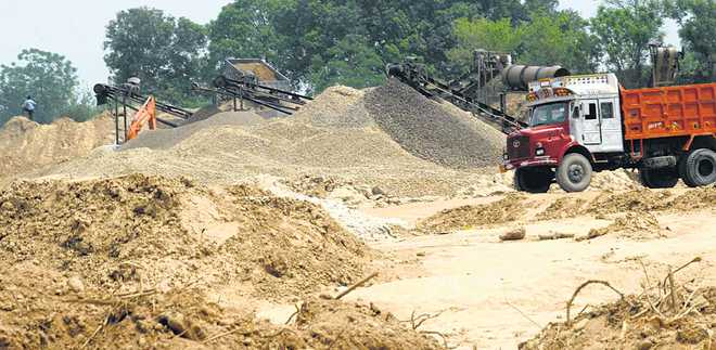 9,303 cases of illegal mining detected