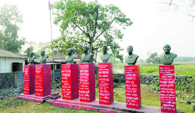 'Naxalbari': Fifty years later