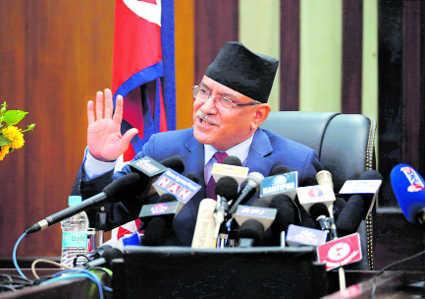 Nepal PM Prachanda quits, honours power-sharing pact