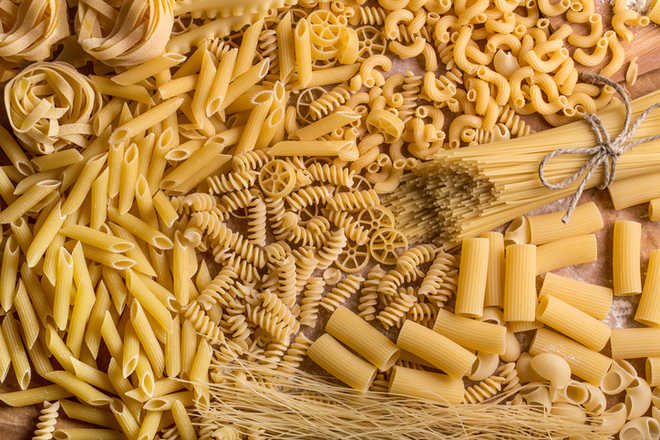New shape-shifting noodles to make dining more fun