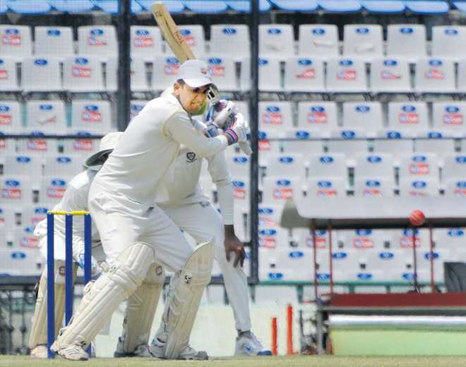 Chandigarh trounce Ludhiana, in semis