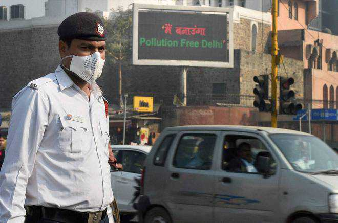 Number of registered vehicles in Delhi crosses 1-crore mark