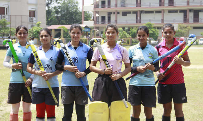 City's 'Chak De' girls aim for Olympics gold