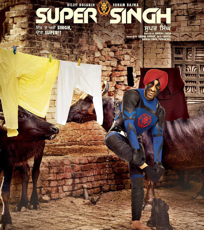 Nobody wanted to invest in a Punjabi superhero film: Diljit