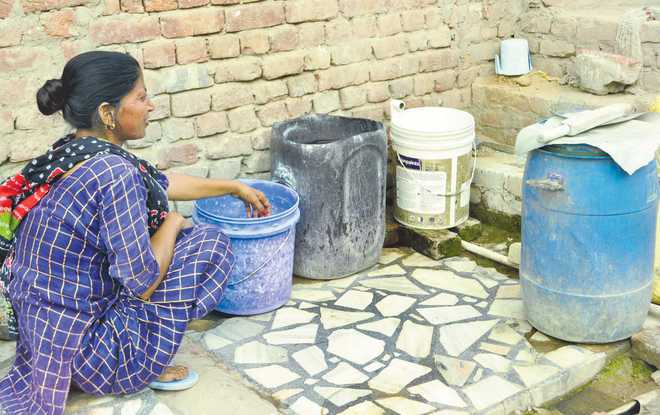 No let-up in water woes of residents