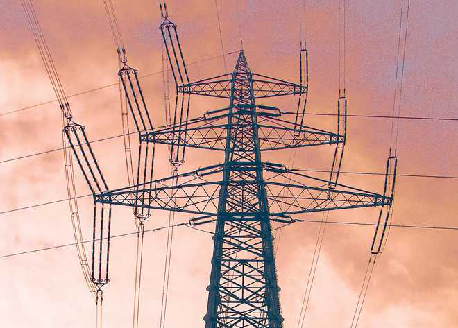 Power demand touches 410 MW, highest in 5 yrs