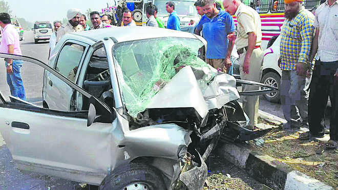 Three of family killed in Kurukshetra car crash