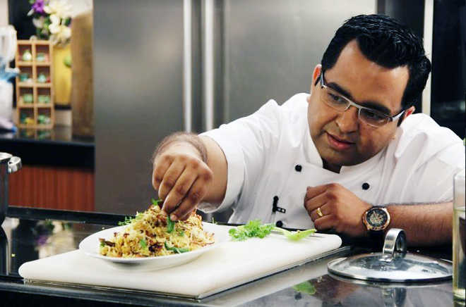 Indian cuisine needs to be revived chef ajay chopra forumfinder Images