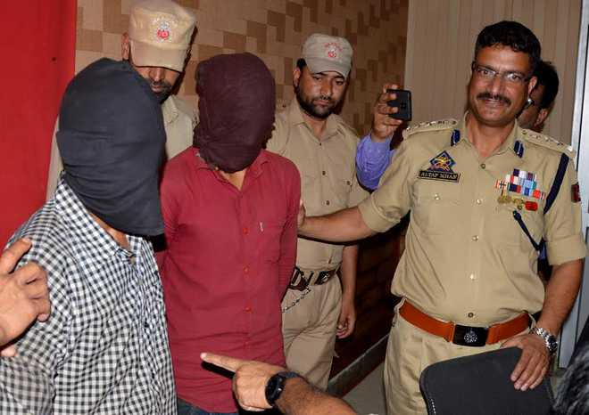 J&K Police arrest UP man who worked for Lashkar-e-Toiba