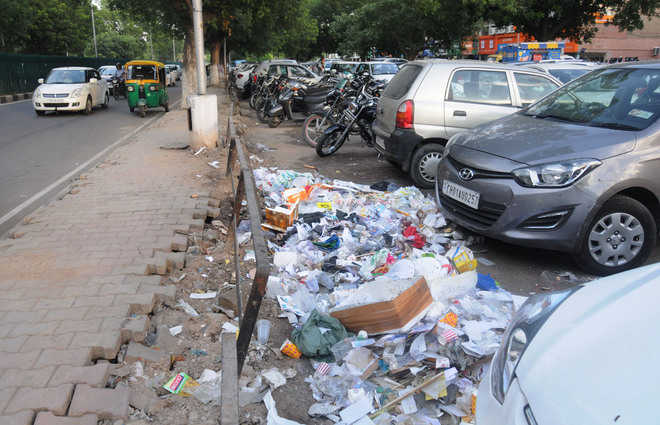 Beware! Littering to cost defaulters Rs5,000