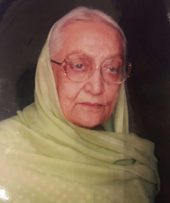 Rajmata Mohinder Kaur no more