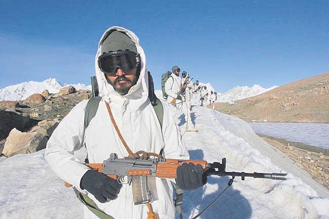 Saved Siachen by winning Kargil