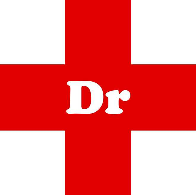 dr logo patented by ima to identify mbbs doctors counter quacks rh tribuneindia com doctors logopedia doctors logo images