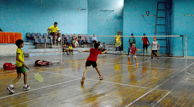 Badminton: Triple crown for Saanvi