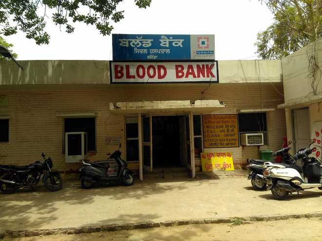 Shortage of blood adds to woes of patients