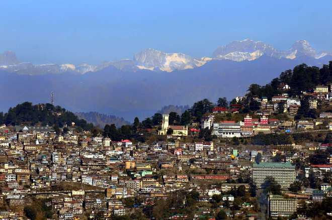 Advisory forum mooted for Shimla Smart City project