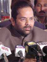 40% reservation for girls at planned schools for minorities: Naqvi