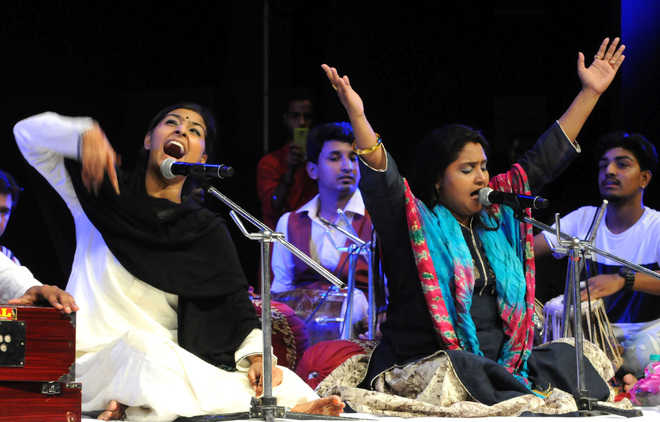 Sufi evening with Nooran sisters