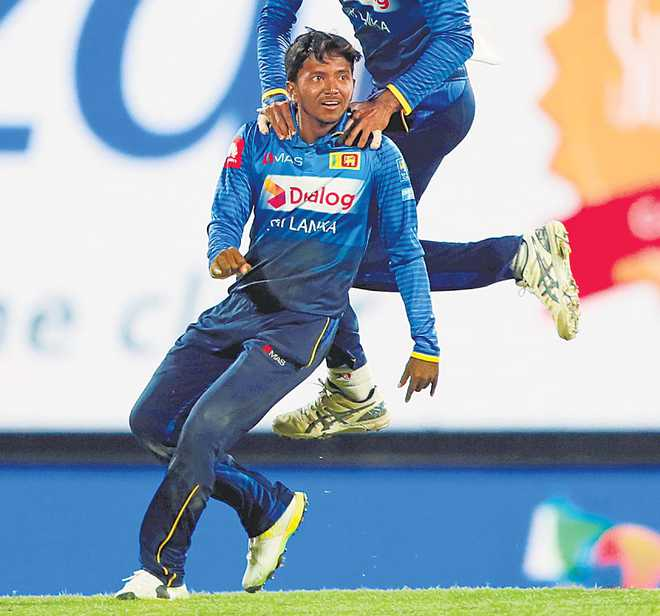 Dananjaya earns India's respect