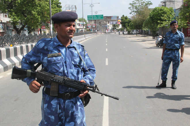 Curfew re-imposed in 3 districts