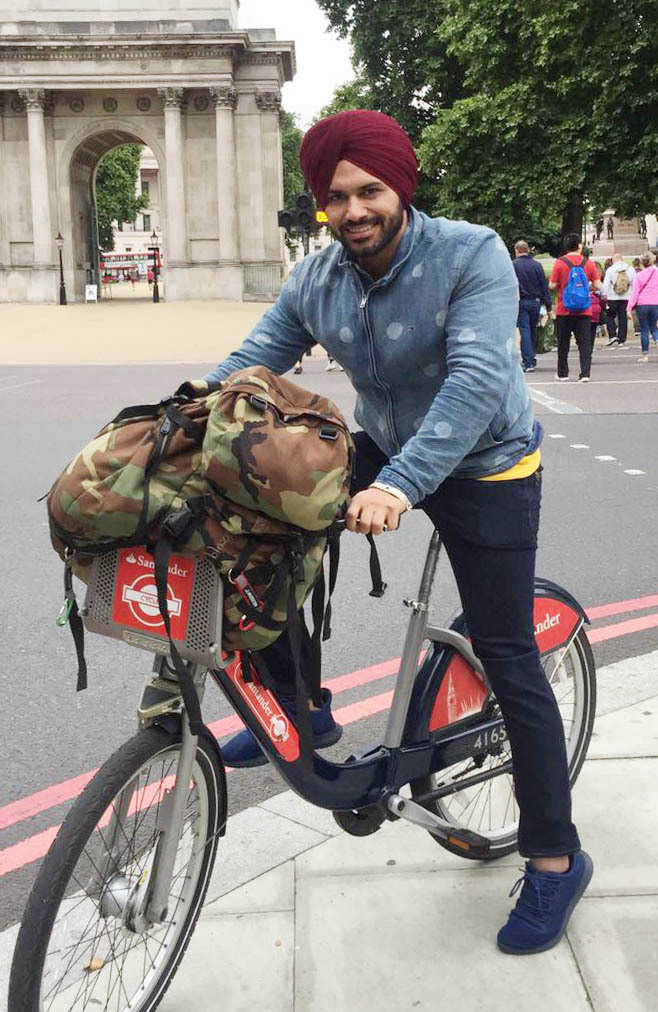 After Roadies, city lad to appear in TV show on Battle of Saragarhi