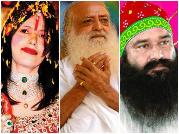 Nirmal Baba, Radhe Maa, Narayan Sai on ''list of 14 fake babas'