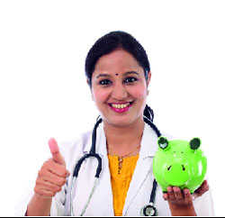 Financial health check for doctors, money management