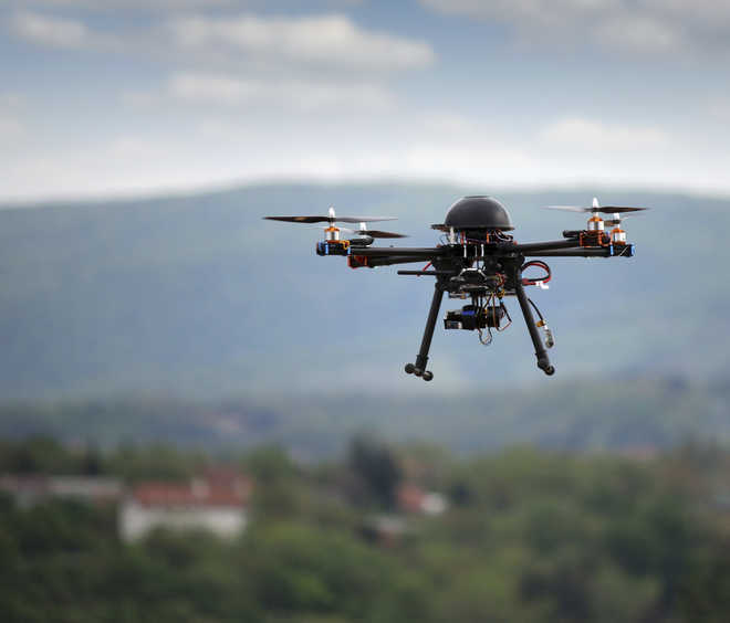 Now, self-flying drone to quickly deliver food, medicine