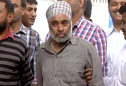 KLF chief Mintoo acquitted in hawala case