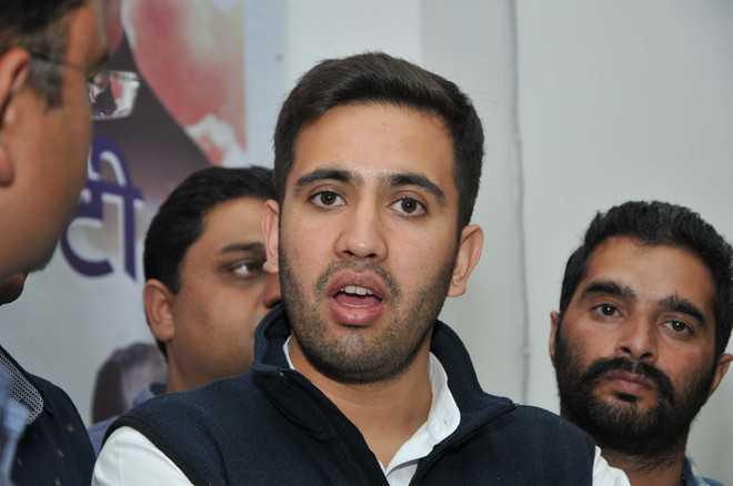 BJP's accusations baseless: Vikramaditya