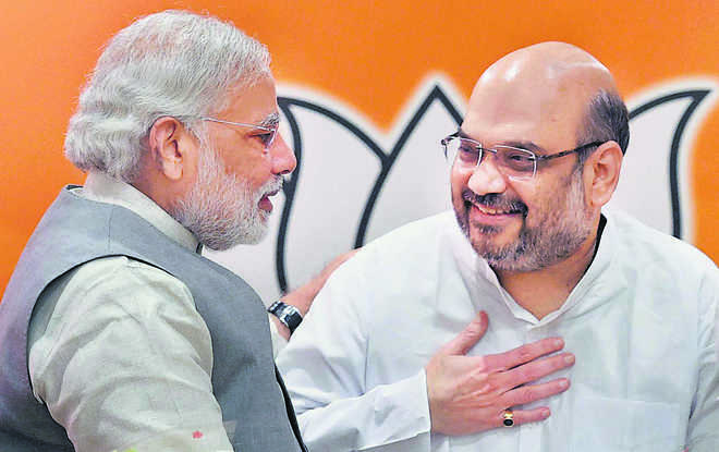 Is Shah's black hole  strategy working?