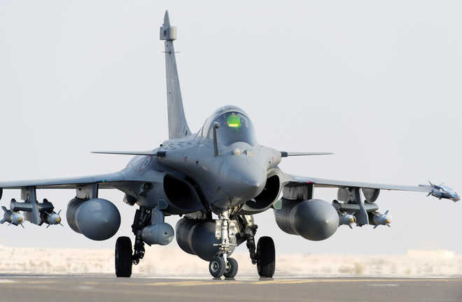 French Rafale ready to make jets in India