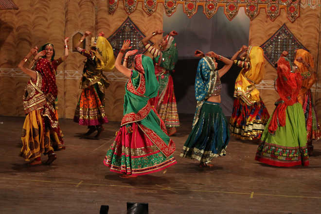 Want to be fit and healthy by using unconventional way: Learn Power Garba