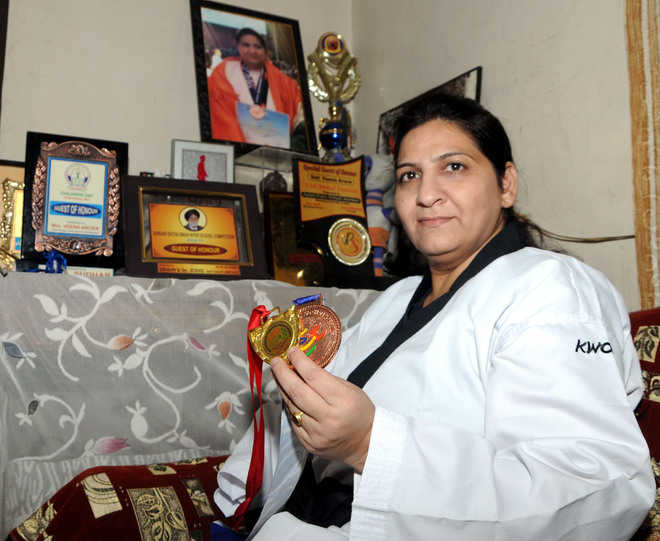 Against odds, this Paralympian puts Amritsar on global map