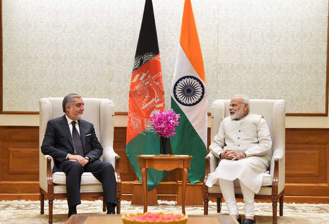 India to train Afghan national police