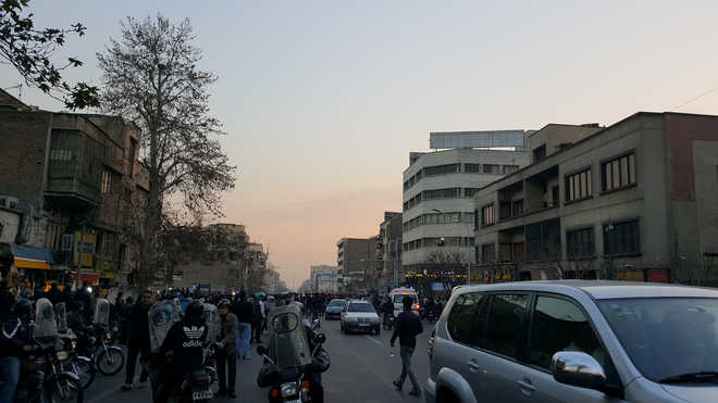 New deadly unrest in Iran after Rouhani calls for calm