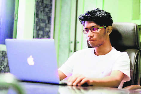 Google & beyond: Bengal boy readies better search results