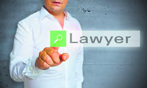 Legal aid on your finger tips