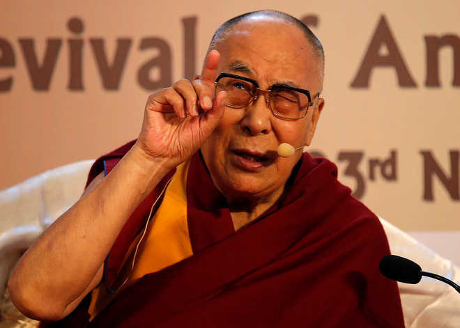 Religion is personal, not a tool to mobilise: Dalai Lama