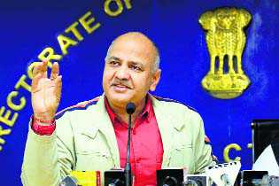 LG stalls constitution of Waqf Board without valid reason: Sisodia