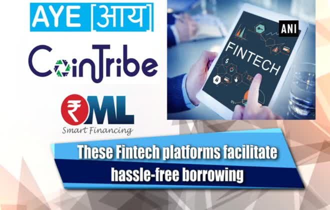 These Fintech platforms facilitate hassle-free borrowing
