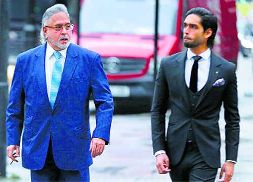 UK govt can't do much in Mallya case: Envoy